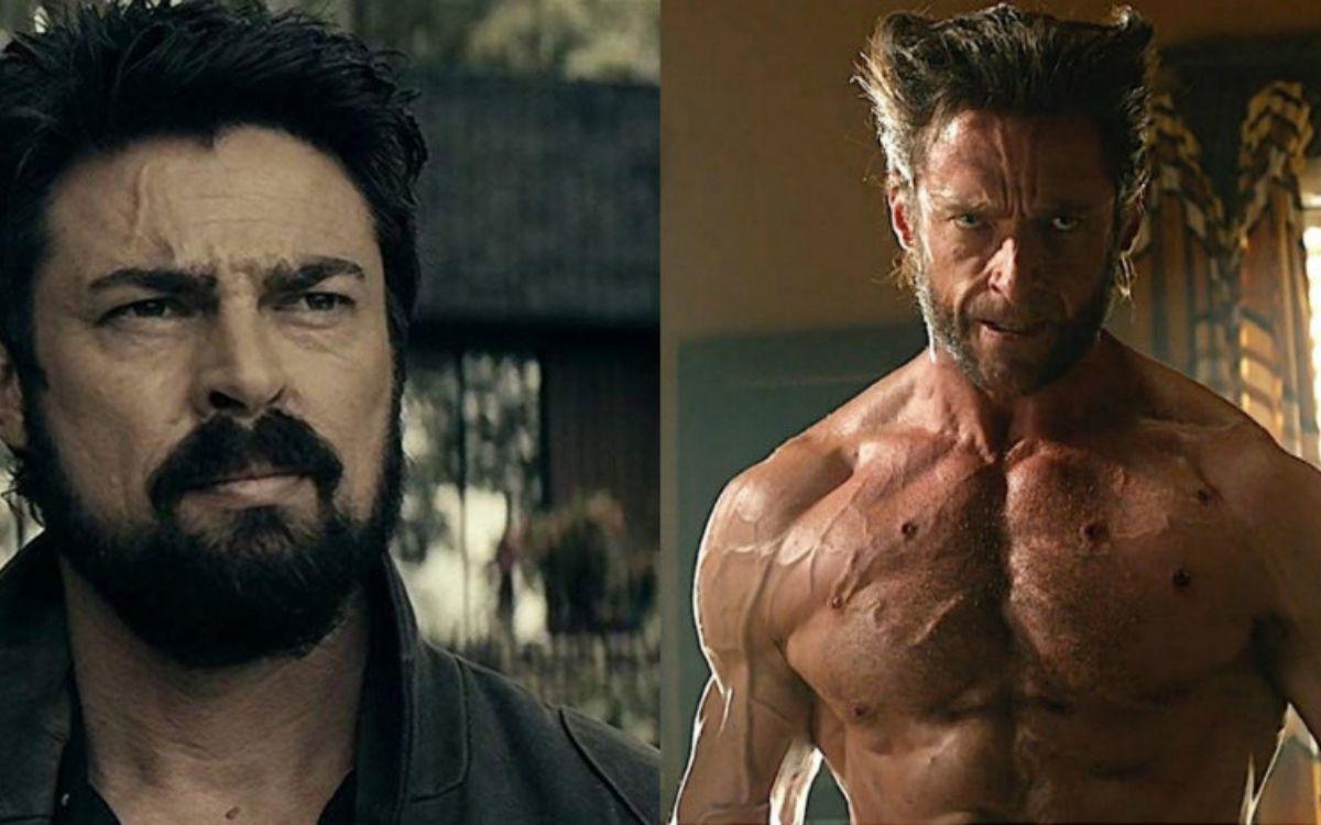 Karl Urban, Hugh Jackman, Wolverine