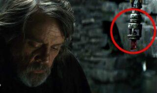 Star Wars : pourquoi Luke Skywalker possède-t-il un pendentif de seigneur Sith ?