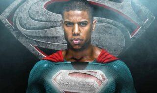 Superman : Michael B. Jordan est chaud pour remplacer Henry Cavill sur le prochain film
