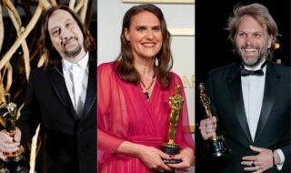 Oscars 2021 : qui sont les trois lauréats français ?