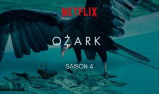Ozark saison 4, image Netflix / Montage Papergeek