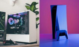 PC et PS5