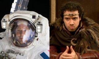 Kaamelott : grâce à Thomas Pesquet, le film pourrait être diffusé en avant-première dans l'espace