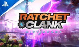 Ratchet & Clank Rift Apart : 15 minutes de gameplay survitaminé en 4K