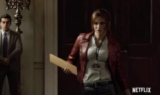 Resident Evil: Infinite Darkness, Claire Redfield, image Netflix