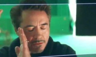 Avengers Endgame : Robert Downey Jr. dévoile une étonnante scène coupée du film