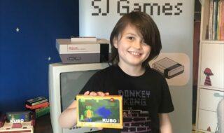Nintendo : âgé de 8 ans, il développe des jeux vidéo pour la NES