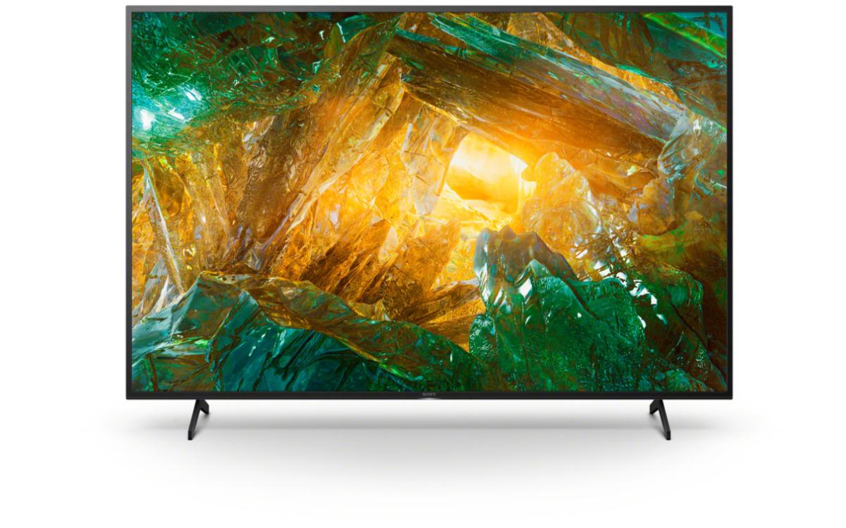 TV SONY KD65XH8096 LED