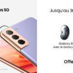 Visuel campagne Samsung