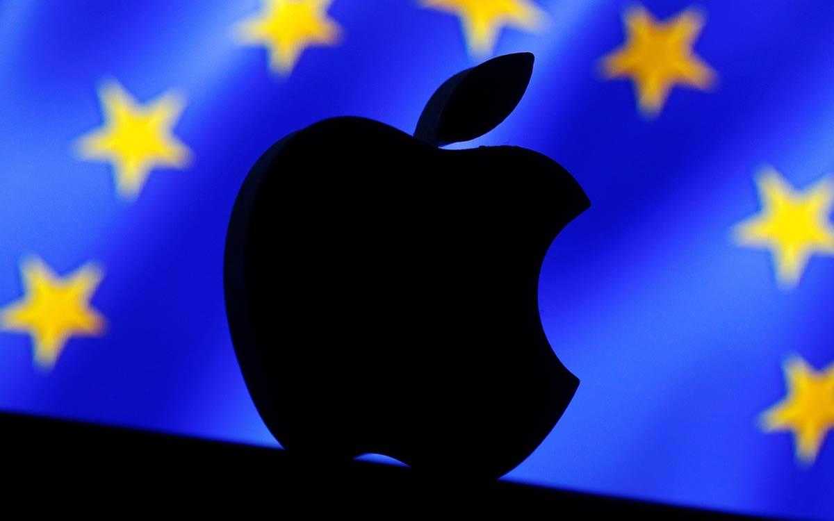 Apple poursuivi par l'UE