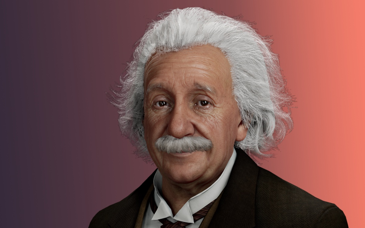 Clone virtuel Einstein