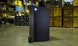 Un mini-frigo Xbox Series X sera bientôt disponible (ce n'est pas un poisson d'avril)