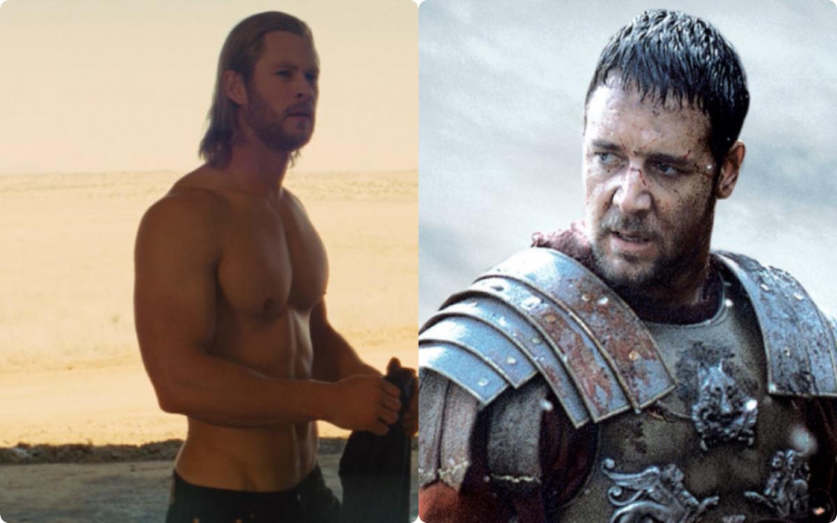 Chris Hemsworth à l'affiche de Gladiator 2 ?