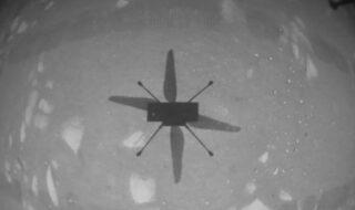 Mars : découvrez les images historiques du vol réussi d'Ingenuity sur la planète rouge