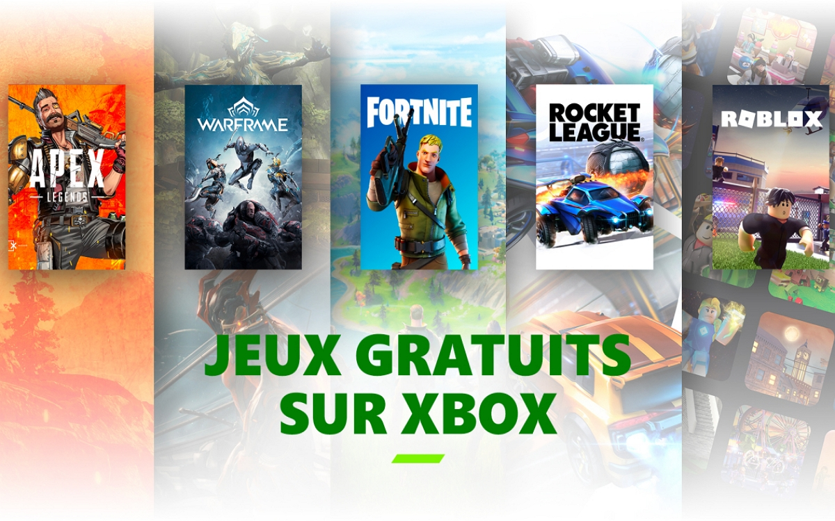 Plus besoin du Xbox Live Gold pour les free-to-play