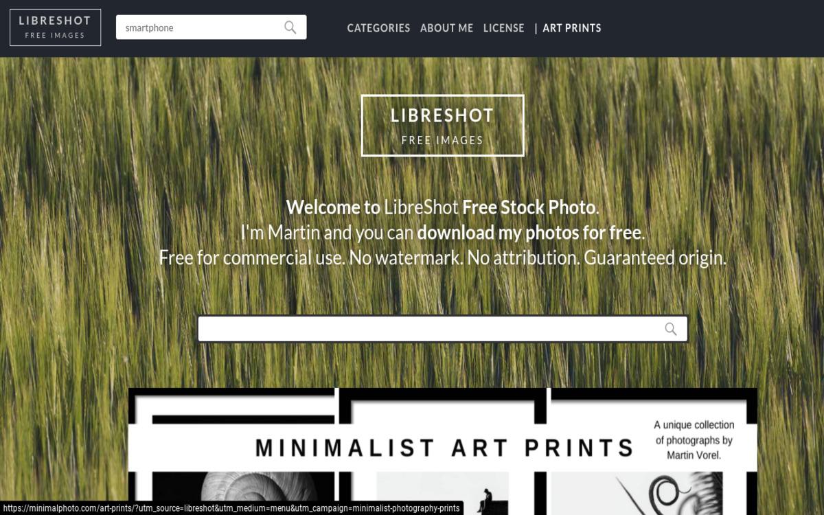 Libreshot