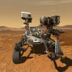 Mars : le rover Perseverance
