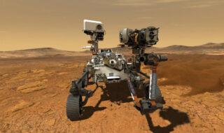 Mars : Perseverance donne son premier bulletin météo de la planète rouge