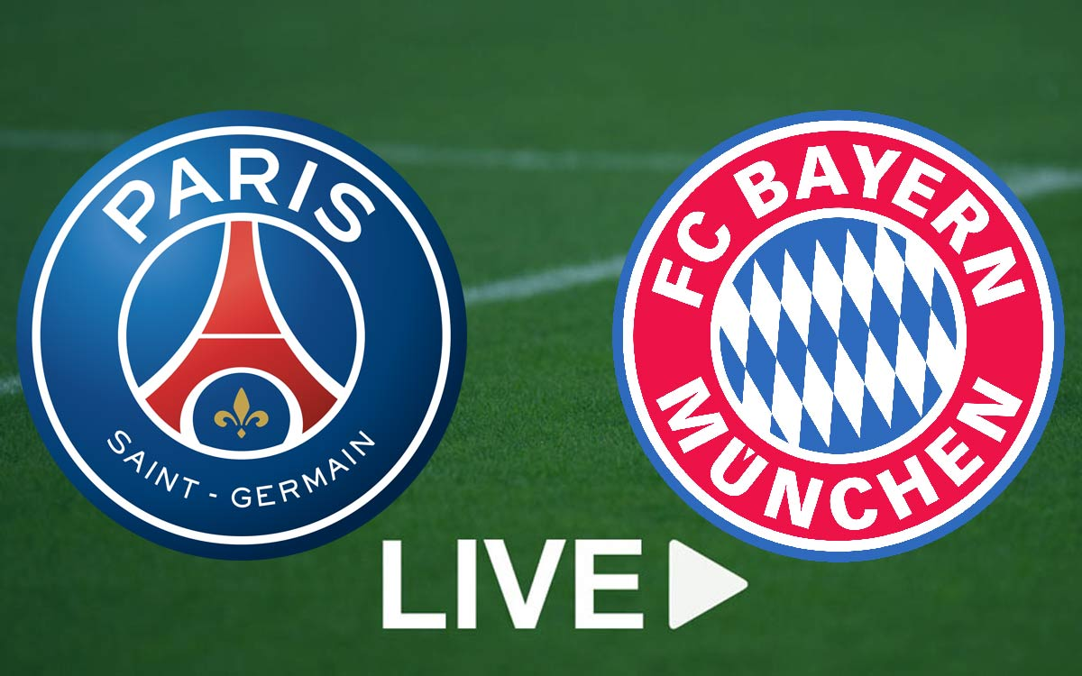 PSG Bayern en streaming