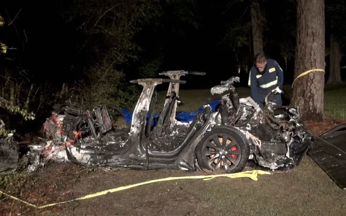 Tesla : accident mortel au Texas