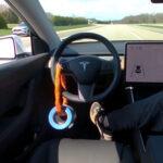 Tesla Autopilot sans chauffeur