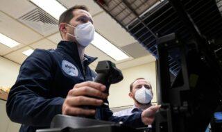 Le départ de Thomas Pesquet pour l'ISS reporté à cause de la météo