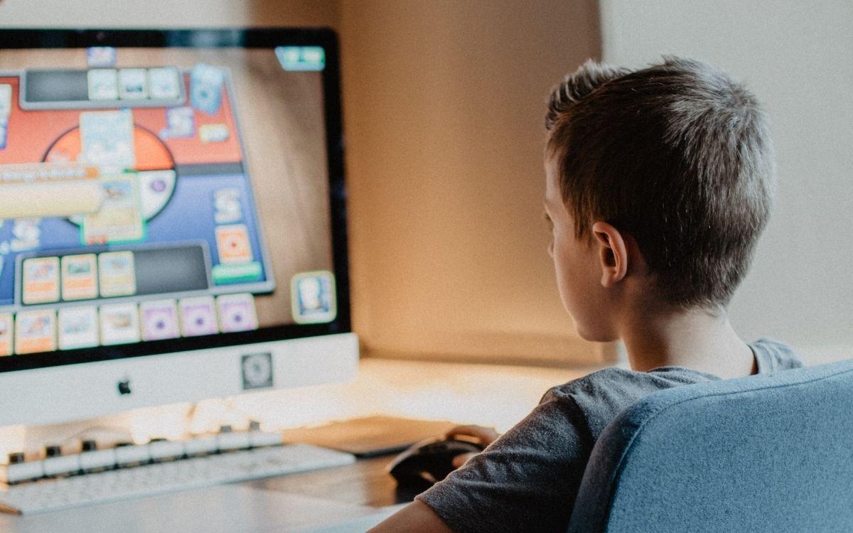 Addiction jeux vidéo enfants