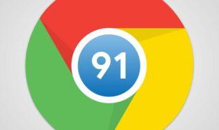 Chrome 91 : le navigateur est 23 % plus rapide grâce à la dernière mise à jour