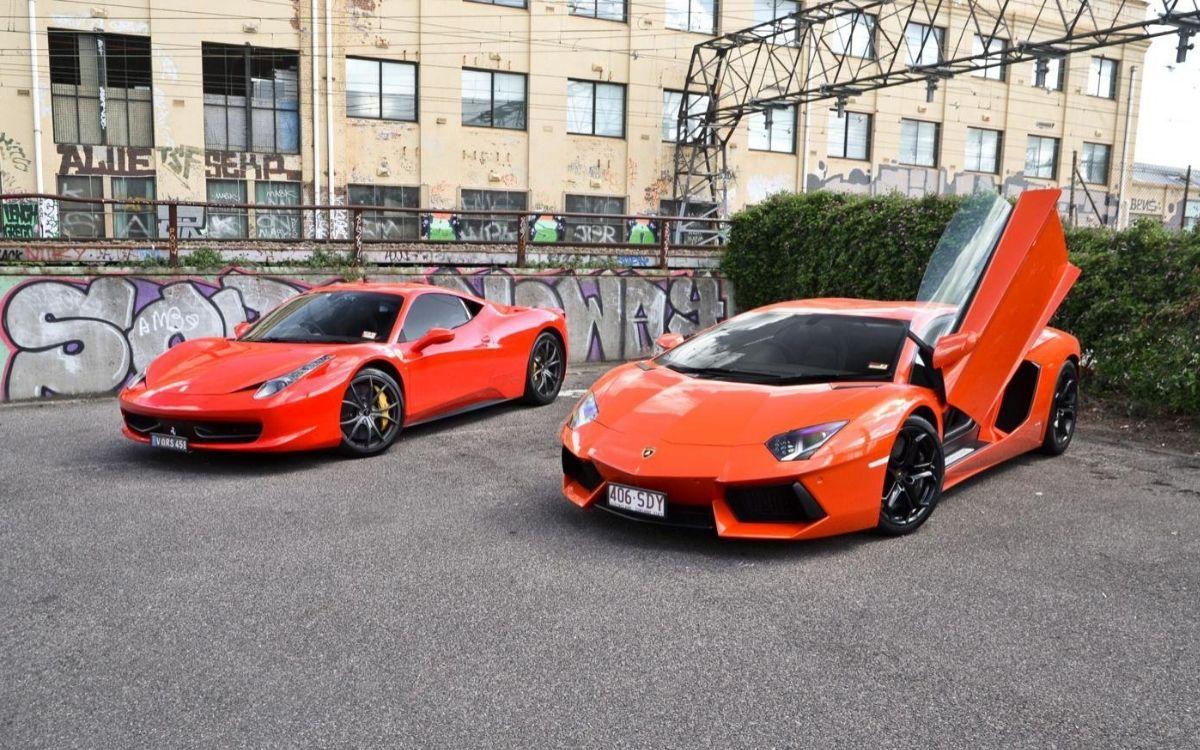 COVID-19 : il s'offre une Ferrari, une Bentley et une Lamborghini avec les aides de l'État