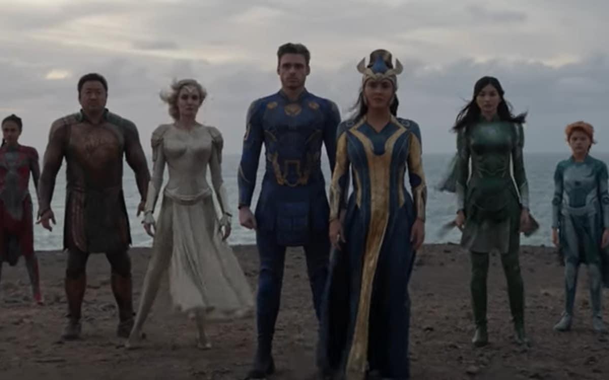 Les Éternels : le prochain film Marvel se dévoile enfin en bande-annonce