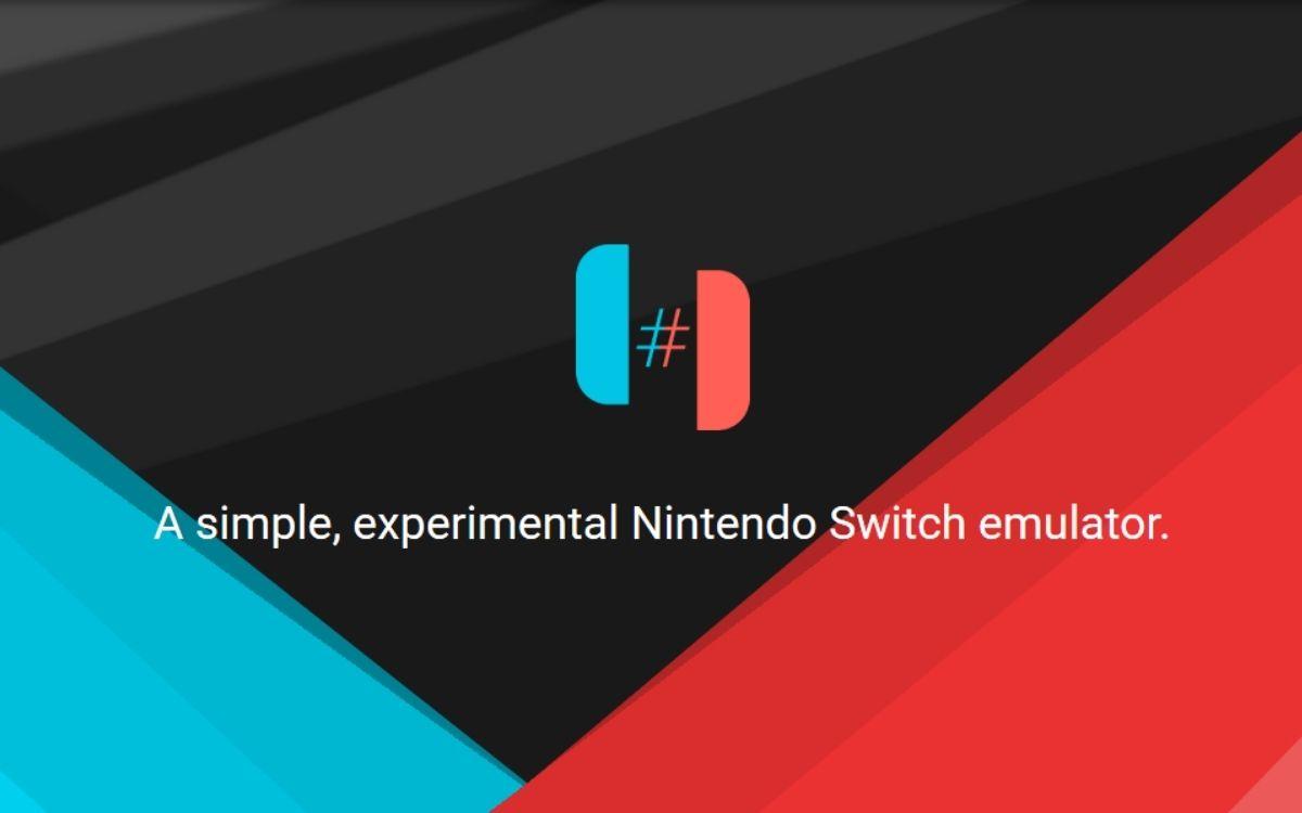 Ryujinx, l'émulateur Nintendo Switch