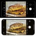 S21 Ultra vs iPhone 12 Pro Max
