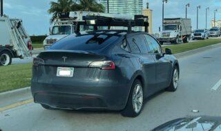 Tesla : après avoir critiqué les capteurs LiDar, Elon Musk les teste sur la Model Y