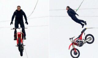 Mission Impossible 7 : Tom Cruise vient de réaliser la cascade la plus extrême de sa carrière