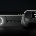 Valve console portable