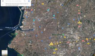 Google Maps : comment activer la vue satellite sur iOS et Android
