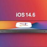 iPhone Apple iOS 14.6