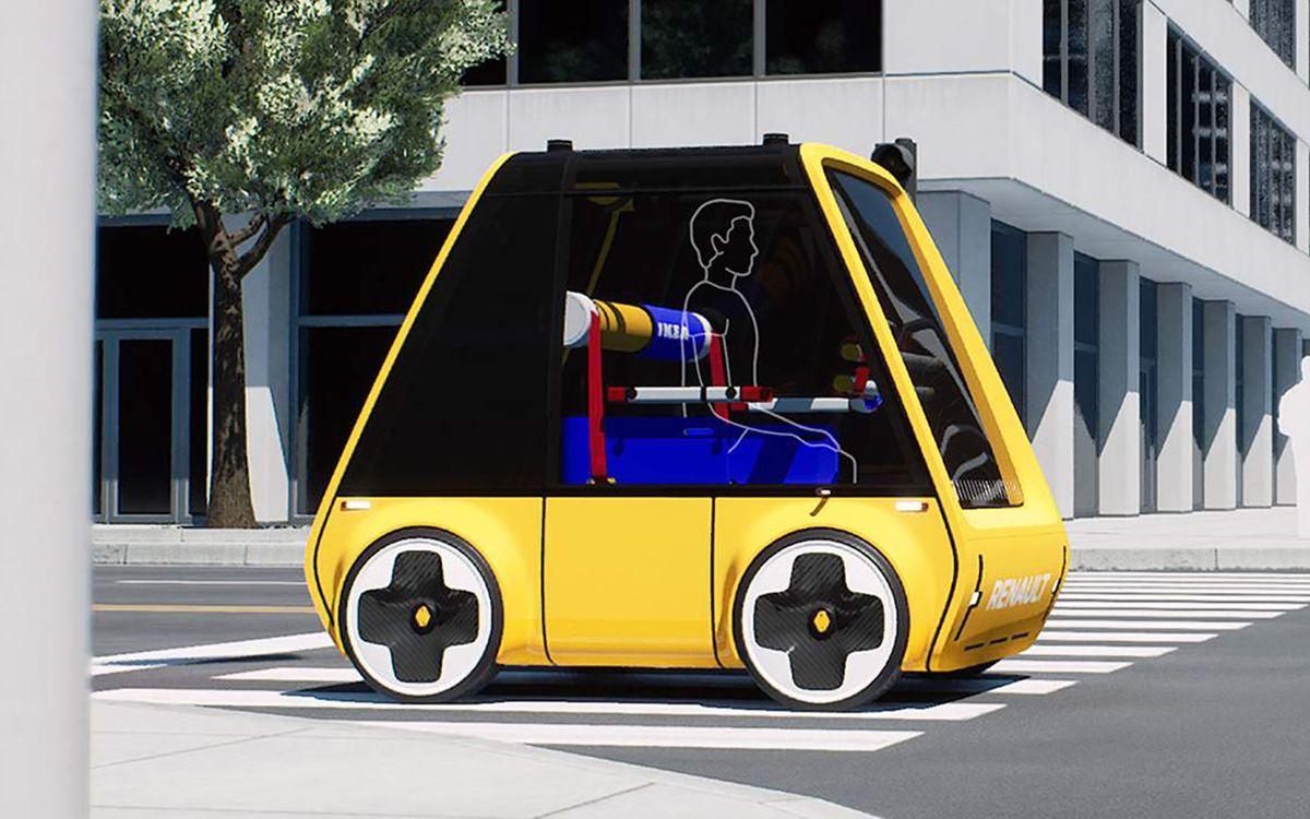 La voiture en kit d'IKEA