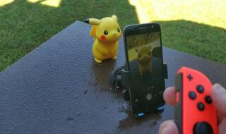 Nintendo Switch : le Joy-Con permet d'activer à distance la caméra de votre smartphone