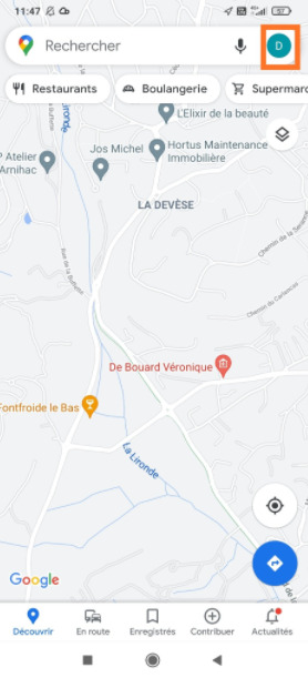 Maps Satellite View