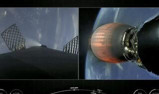 Des satellites Starlink