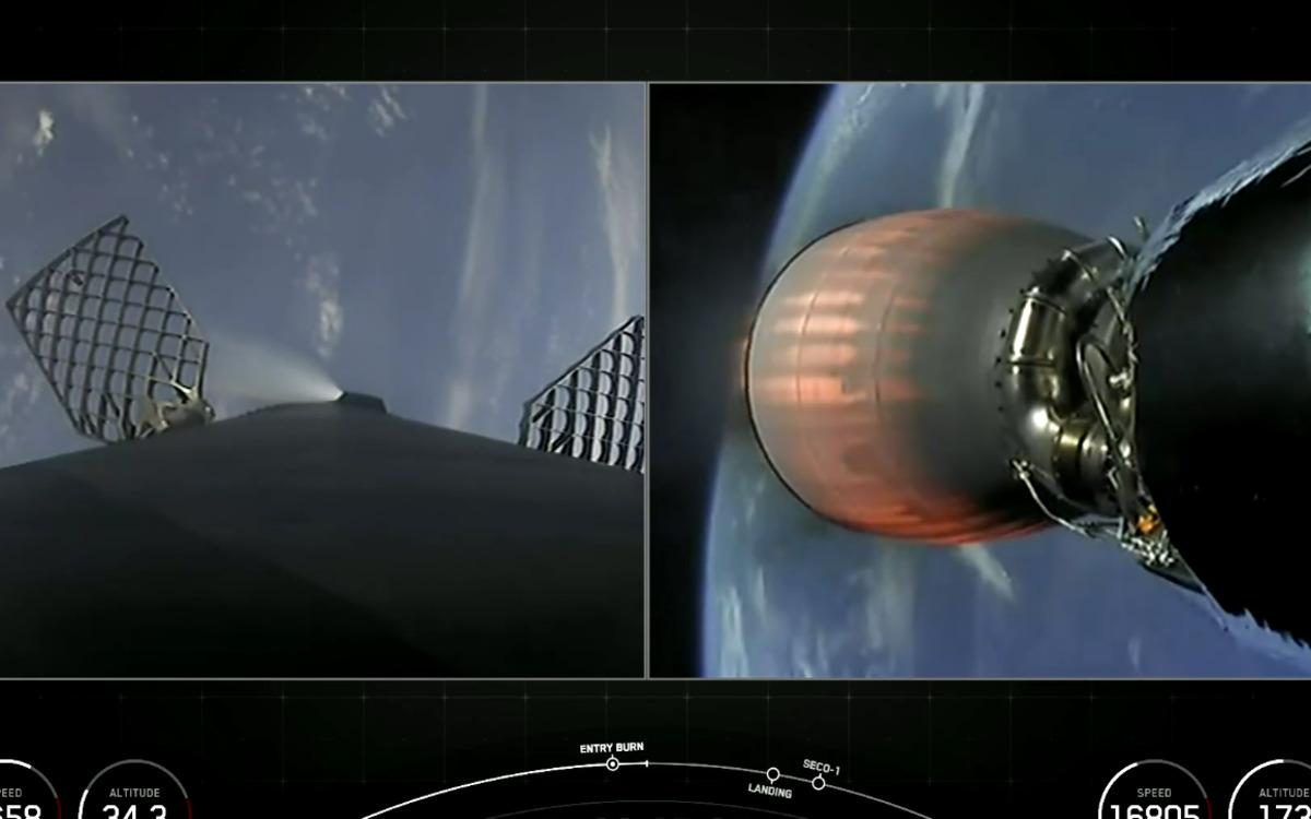 SpaceX : déjà plus de 500 000 précommandes pour Starlink, le service Internet par satellite