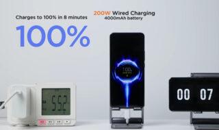 Xiaomi présente son HyperCharge capable de recharger un smartphone en à peine 8 minutes