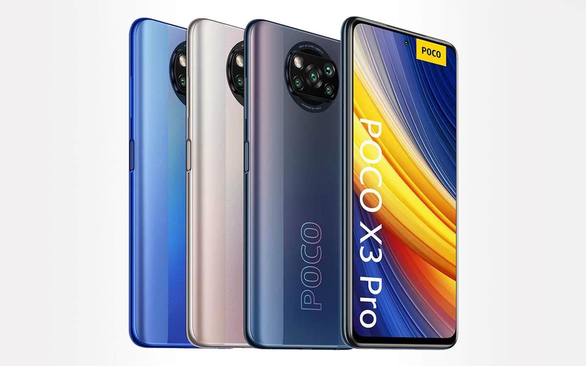 Acheter le Xiaomi Poco X3 Pro