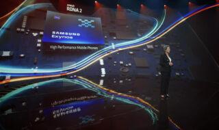 AMD officialise son GPU pour smartphones et l'arrivée du ray tracing sur les Galaxy de Samsung