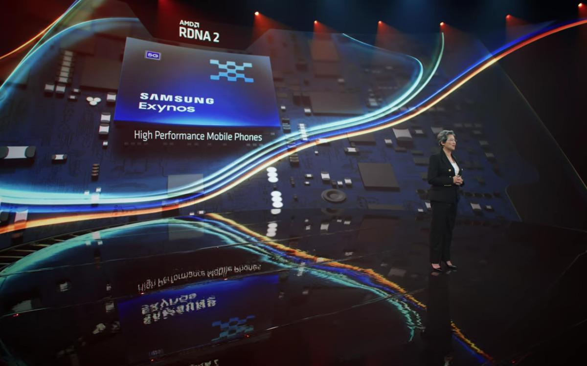 AMD et Samsung vont collaborer
