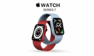 Apple Watch Series 7 : date de sortie, prix, fiche technique, toutes les informations
