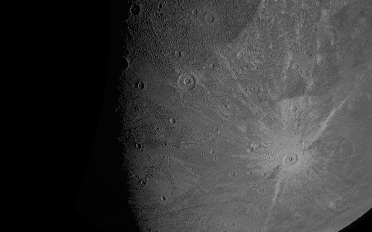 Ganymède Juno