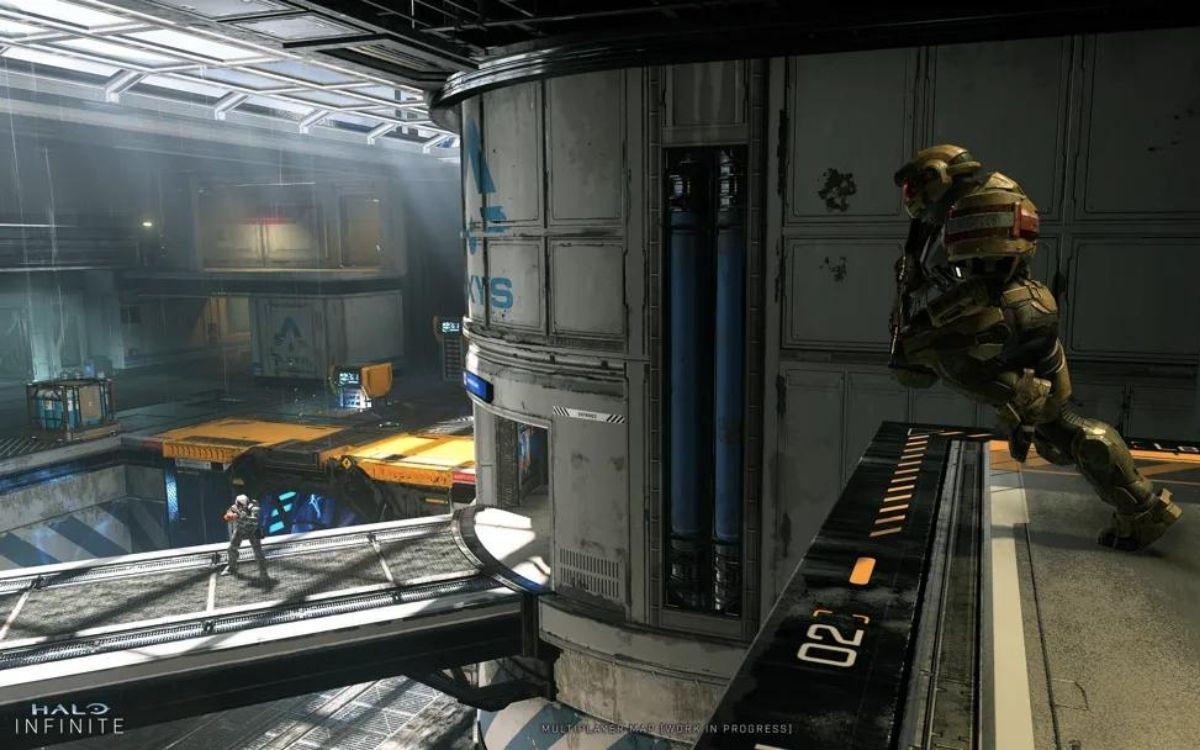 Halo Infinite, image 343 Industries