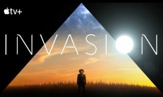 Invasion : la série de science-fiction d'Apple TV+ s'illustre dans une première bande-annonce